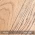 dark oak alcove finishes